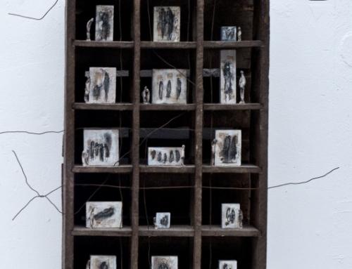 l'immeuble à histoires fusains